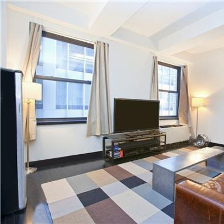 Rent this 0 bed condo on 20 Pine Street in New York, NY 10005