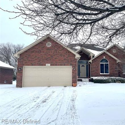 Rent this 3 bed house on 50677 Koss Drive in Macomb Township, MI 48044