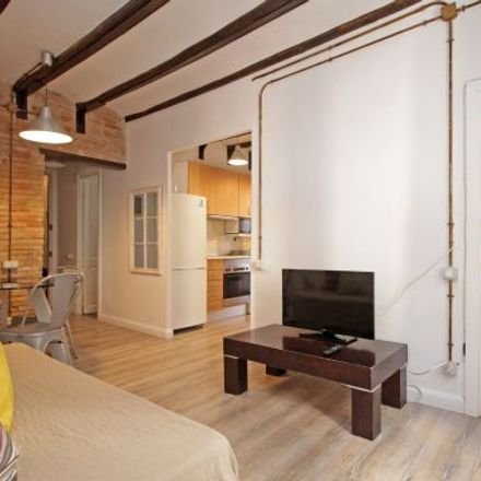 Rent this 3 bed apartment on tribikerent in Carrer Rector Bruguera, 08 Barcelona