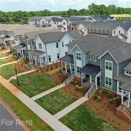 Rent this 3 bed townhouse on Fairmont Dr in Waxhaw, NC