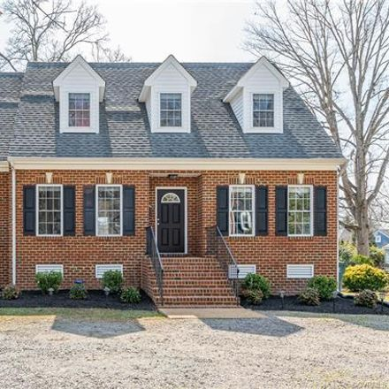 Rent this 3 bed house on 2307 Lafayette Avenue in Lakeside, VA 23228