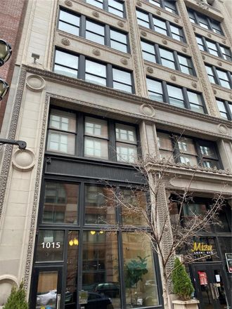 Rent this 2 bed loft on Mizu Sushi Bar in 1015 Washington Avenue, St. Louis