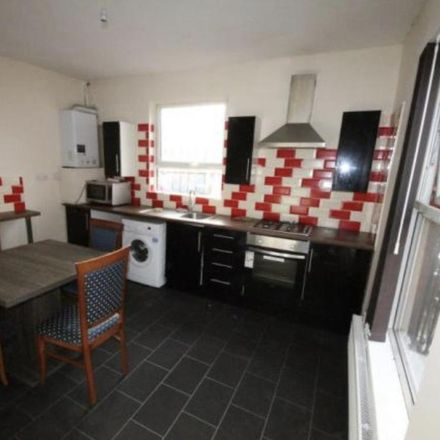 Rent this 4 bed room on Back Burley Lodge Terrace in Leeds LS6 1QA, United Kingdom
