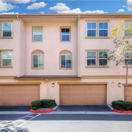 Rent this 3 bed townhouse on 2140 Cittadin Drive in Fullerton, CA 92833