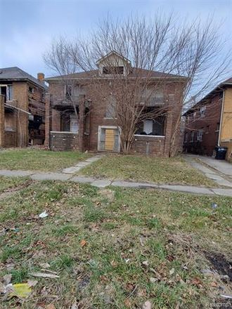 Rent this null bed duplex on Sturtevant St in Detroit, MI