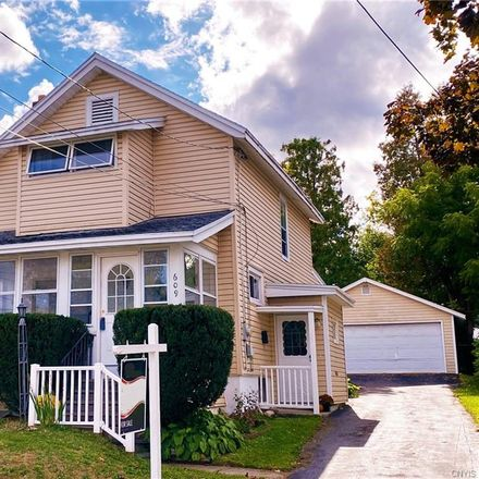 Rent this 3 bed house on 609 Darlington Road in Syracuse, NY 13208