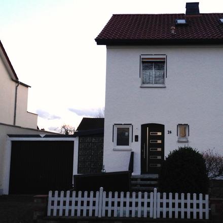 Rent this 5 bed duplex on Städtische Kindertagesstätte Fuldastraße in Fuldastraße 17, 64625 Bensheim