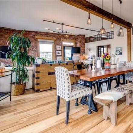 2 Bed Apartment At Blake Street Lumber Lofts 2560 Blake