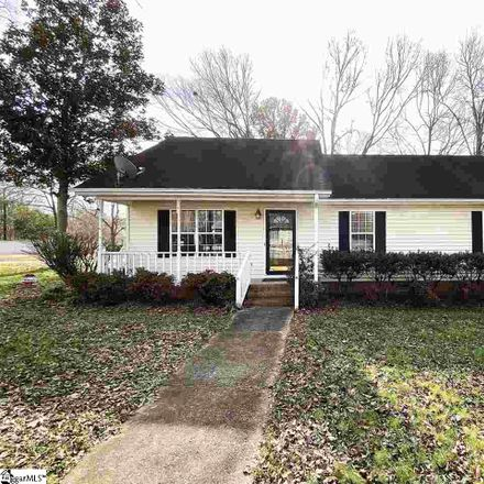 Rent this 3 bed house on 701 West Fredericks Street in Anderson, SC 29625