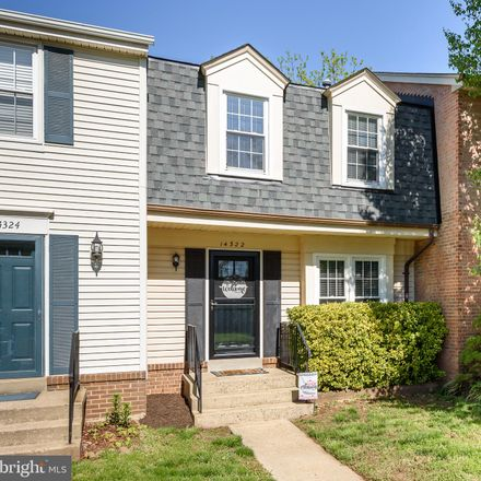 Rent this 2 bed townhouse on 14322 Watery Mountain Court in Centreville, VA 20120