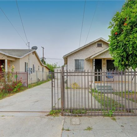 Rent this 2 bed house on 624 West Peach Street in Compton, CA 90222