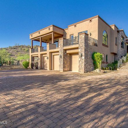 Rent this 4 bed house on 36138 North Summit Drive in Cave Creek, AZ 85331