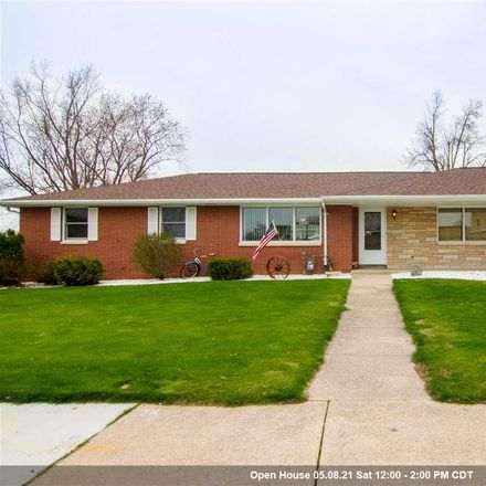 Rent this 3 bed house on 214 Sarah Street in Kaukauna, WI 54130