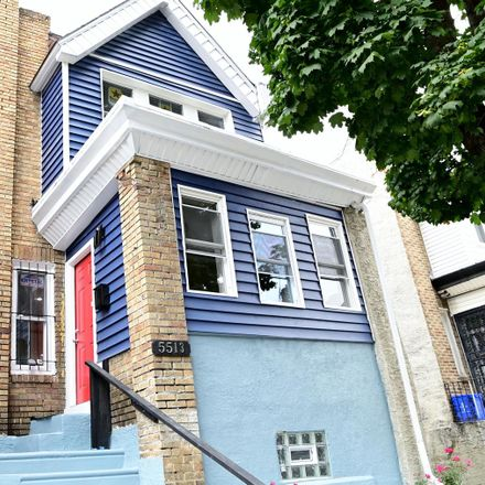 Rent this 3 bed townhouse on 5513 Beaumont Avenue in Philadelphia, PA 19143