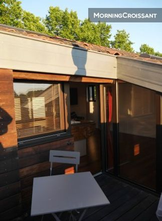 Rent this 1 bed apartment on 9 Avenue Paul Séjourné in 31000 Toulouse, France