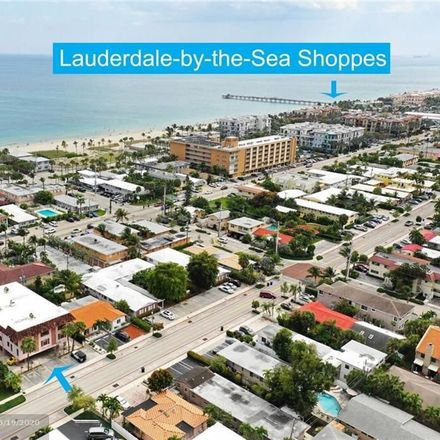 Rent this 2 bed house on 4620 Bougainvilla Drive in Lauderdale-by-the-Sea, FL 33308