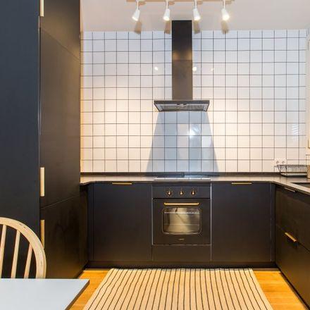Rent this 1 bed apartment on LA Rotonda. consultes mèdiques in Carrer de Lleó XIII, 08022 Barcelona