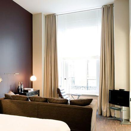Rent this 1 bed apartment on Home of Cooking in Rue de l'Écuyer - Schildknaapsstraat, 1000 Ville de Bruxelles - Stad Brussel