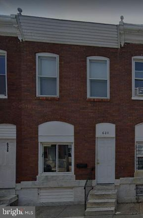 Rent this 2 bed townhouse on 628 North Belnord Avenue in Baltimore, MD 21205