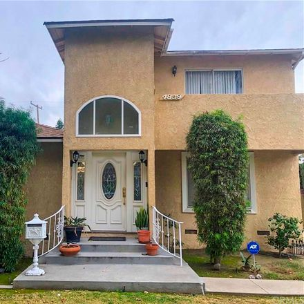 Rent this 5 bed house on 4839 Faculty Avenue in Long Beach, CA 90808