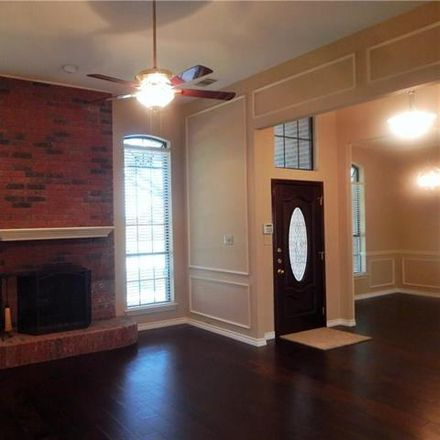 Rent this 3 bed house on 4208 Meadowdale Drive in Carrollton, TX 75010