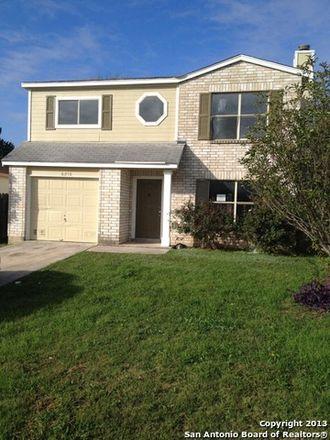 Rent this 3 bed house on 6210 Aragon Village in San Antonio, TX 78250