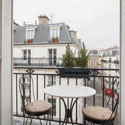 Rent this 1 bed apartment on 40 Rue Falguière in 75006 Paris, France