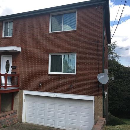 Rent this 2 bed apartment on 70 Ashford Avenue in West View, PA 15229