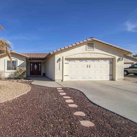 Rent this 3 bed house on E in Barranca Road, Yuma County