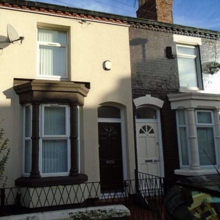 Rent this 2 bed house on Bligh Street in Liverpool L15 0HE, United Kingdom