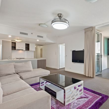 Rent this 2 bed apartment on 2308/128 Charlotte Street