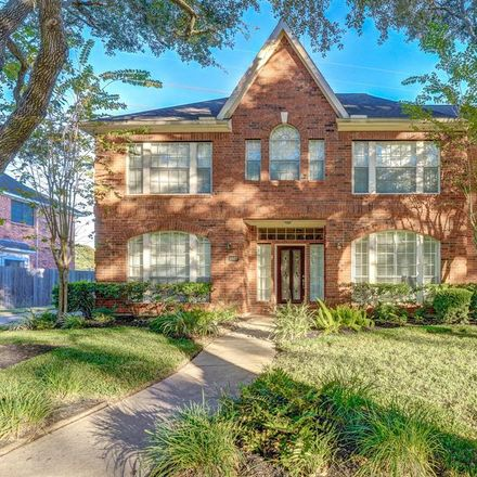 Rent this 5 bed house on 1507 Sugar Crossing Drive in Sugar Land, TX 77478