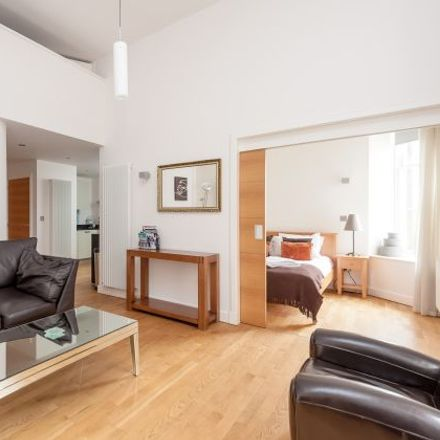 Rent this 1 bed apartment on 21 Simpson Loan in City of Edinburgh EH3 9GG, United Kingdom