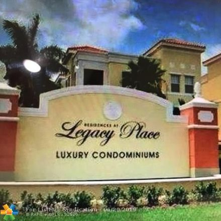 Rent this 2 bed condo on 11017 Legacy Lane in Palm Beach Gardens, FL 33410
