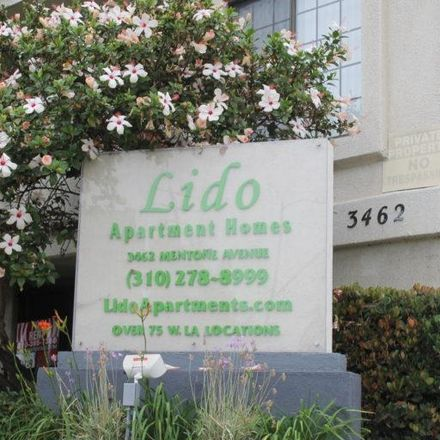 Rent this 1 bed apartment on Arco in Palms Boulevard, Los Angeles