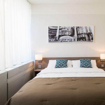 Rent this 1 bed apartment on Midtown Suites Frankfurt in Münchener Straße 8, 60329 Frankfurt