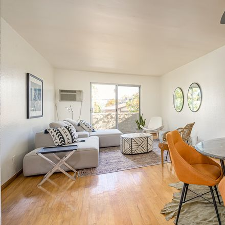Rent this 1 bed condo on 1351 North Orange Drive in Los Angeles, CA 90028