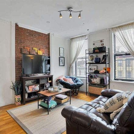 Rent this 1 bed condo on 2nd St in Jersey City, NJ