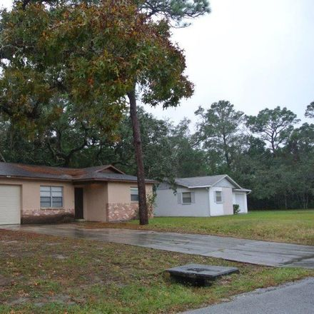 Rent this 2 bed house on 8290 Maltby Road in Spring Hill, FL 34606