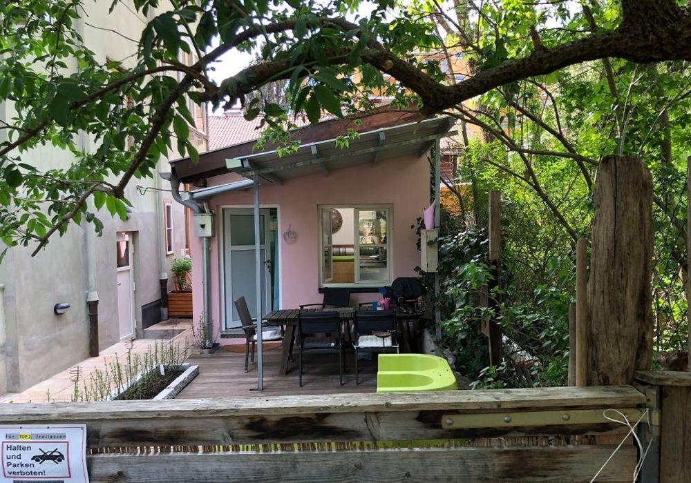 Terrassenwohnung in Htting West - volunteeralert.com