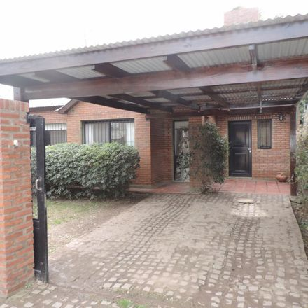 Rent this 0 bed house on General Paz 647 in Zona 3, S2132 Funes