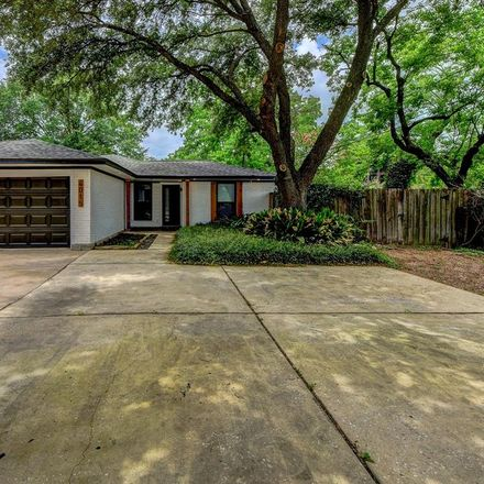 Rent this 3 bed house on 4015 Antoine Drive in Houston, TX 77092