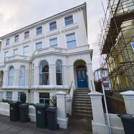 Rent this 1 bed apartment on Spencer Road in Eastbourne BN21 4PE, United Kingdom