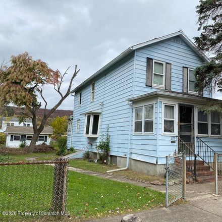 Rent this 3 bed house on 330 Simpson Street in Swoyersville, PA 18709