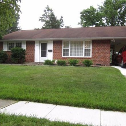 Rent this 3 bed apartment on 247 Bradley Avenue in Haddon Township, NJ 08033