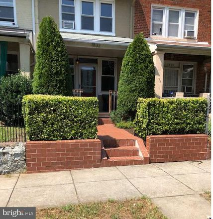 Rent this 2 bed townhouse on 1832 L Street Northeast in Washington, DC 20002