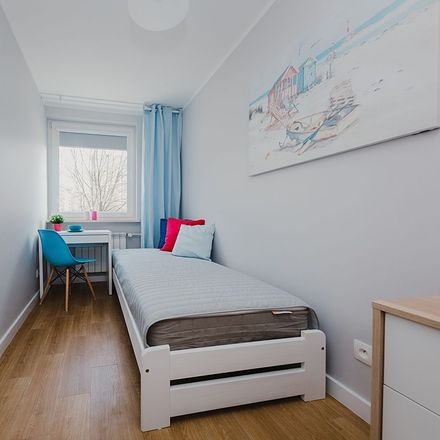 Rent this 1 bed room on Pabla Nerudy 3 in 01-926 Warsaw, Poland