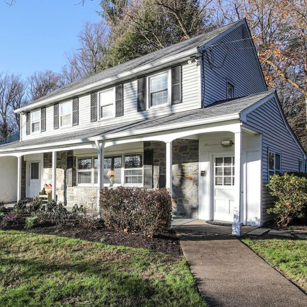 Rent this 4 bed house on 663 Ellis Rd in Havertown, PA
