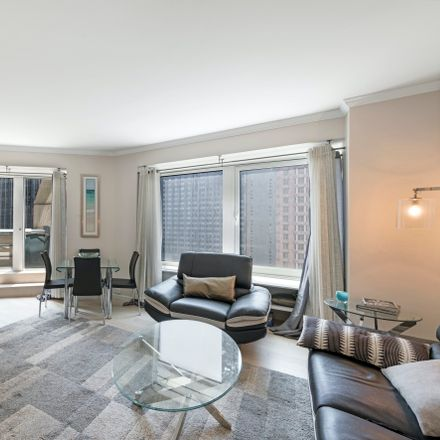 Rent this 1 bed condo on CitySpire Center in 150-156 West 56th Street, New York
