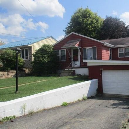 Rent this 3 bed apartment on 1621 Christopher St in Johnstown, PA